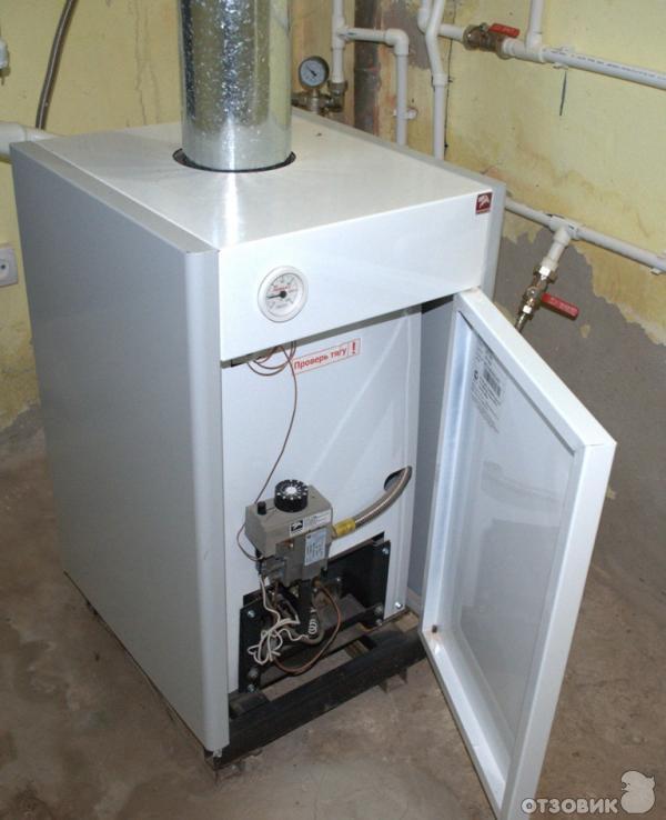 Газовый напольный котел лемакс лидер-25 купить в «теплокомфорт-нн.